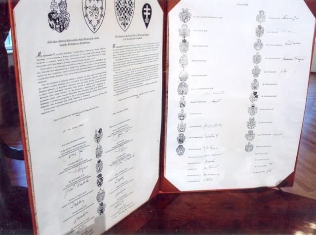 Podpis zakládací listiny 06